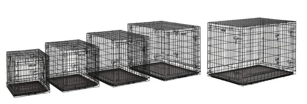 השכרת כלוב טיסה / כלוב רשת / גדר גורים לחודשיים