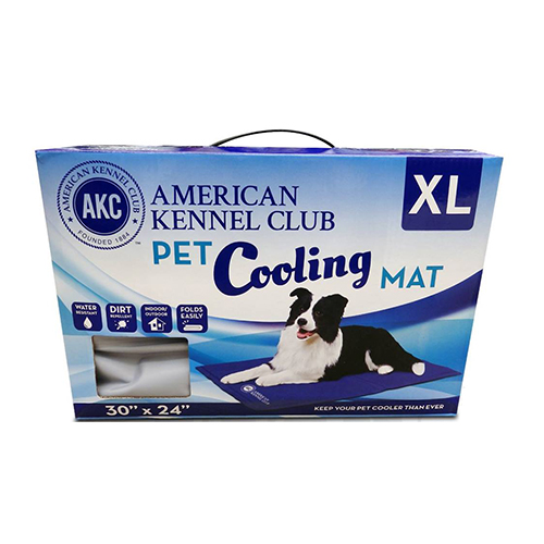 מזרן קירור קיצי לכלבים AKC - עשוי מחומר מבודד ואינו רעיל